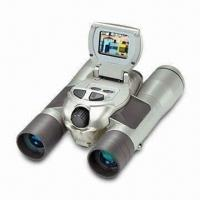 Buy cheap Digital Video Camera with AAA Alkaline Battery and USB1.1 Interface and Binocular/Telescope from wholesalers