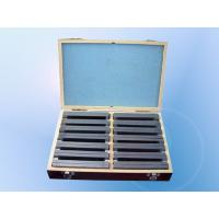 Wholesale 10MM Parallels Precision Gauge Block alloy steel S45C Hardness HRC 50°-55° from china suppliers