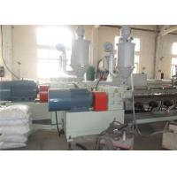 China 2-10mm PP PE Plastic Board Extrusion Line / Sheet Production Line on sale