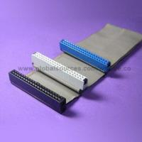 Buy cheap OEM/ODM 20-pin IDC Adapter Connector to Flat Ribbon Cable Assembly from wholesalers