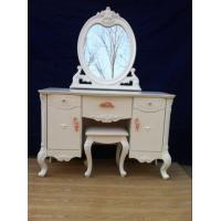 Wholesale Modern dressing table with mirrors from china suppliers