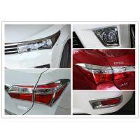Wholesale COROLLA 2014 2016 Chromed Car Headlight Covers TailLight Molding And Fog Lamp Molding from china suppliers