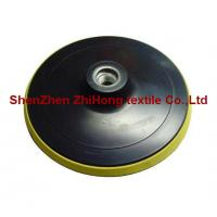 Quality Have duty hook abrasives grinding polishing wheel disks pad for sale