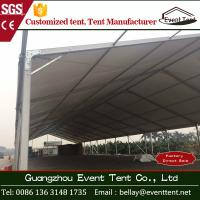 Wholesale Durable outdoor event tents , fire retardant large industrial tents for storage from china suppliers