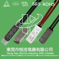 Buy cheap H20  temperature cut off switch,H20  temperature cutout switch from wholesalers