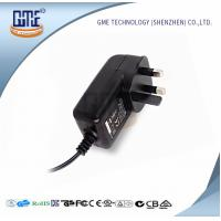 Wholesale TV Set AC DC Power Adapter UK Plug Wall Mount 550mA max Input current from china suppliers