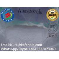 Wholesale 99% Purity Steroids Anastrozoles (Arimidex) for Women Breast Cancer CAS 120511-73-1 from china suppliers