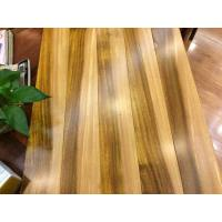 Wholesale Multi colored African iroko solid wood flooring from china suppliers