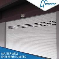 Wholesale OEM Steel Or Aluminum Roller Shutter Garage Doors Automatic from china suppliers