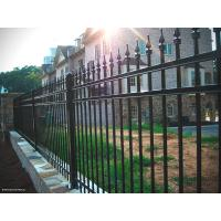 Wholesale Most Popular Aluminum Fence with top spearheads and post from china suppliers