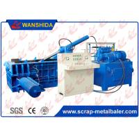Wholesale PLC Automatic Control Scrap Metal Baler Press Machine250x250mm from china suppliers