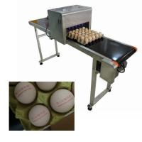 Wholesale Electrical Egg Industrial Inkjet PrinterWith 0 - 5 Mm Printing Distance from china suppliers
