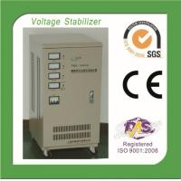Wholesale 380V/220V SVC AC Automatic Voltage Stabilizer from china suppliers