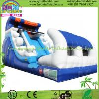 Wholesale inflatable water slide for adult,inflatable slide for adult,giant inflatable pool slide from china suppliers