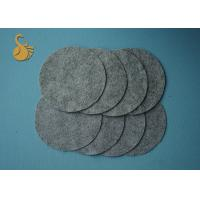 Wholesale Anti Slip Carpet Non Woven Cloth , Non Woven Fabric PVC Dotted Coffee Color from china suppliers