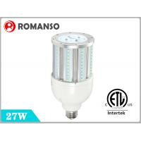 Wholesale High Bay Post Top 360 Degree LED Bulb E27 E40 27w Led Corncob Bulb 277 Volt from china suppliers