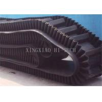 Wholesale S / W / SW Type Sidewall Conveyor Belt 40 - 280mm Sidewall Height Rubber Conveyor Belt from china suppliers