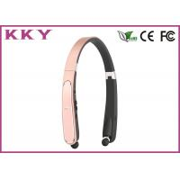 Wholesale Smartphone Sports Bluetooth Earphone CSR CVC Noise Reduction Headphone for Mobile Phone from china suppliers