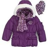 Wholesale Nice - looking lovely toddler winter coats for little girl with Front SBS Zipper from china suppliers