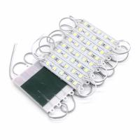 Wholesale High Quality 12V 5 Chips SMD 5050 Waterproof Led Module 6 Colors Optional from china suppliers