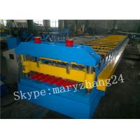 Wholesale Color Steel Corrugated Iron Rolling Machine Touch Screen CE from china suppliers