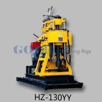 Wholesale HZ-130YY portable water well drilling rigs for sale from china suppliers