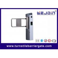 Wholesale Security Automatic Turnstiles Swing Barrier Gate For School , Hotel , Subway from china suppliers