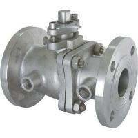 Wholesale Heat Preservation Jacket Insulation floating type ball valve With Lever Operator from china suppliers