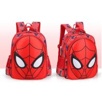 Wholesale Fashion Original 5D Red Spiderman Kid's School Bag Rucksack Backpack from china suppliers