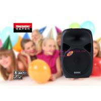 Wholesale Small Bluetooth 12 Inch PA Speakers Rechargeable Portable For Party from china suppliers
