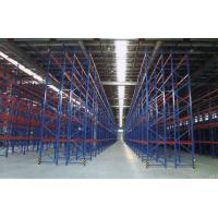 Wholesale Cold Rolled Heavy Duty Warehouse Shelving Units ISO9001 Certification from china suppliers