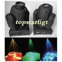Buy cheap IP20 DMX512 1*10W/30W/60W RGBW 4 in 1 Led GOBO Moving Head Light from wholesalers