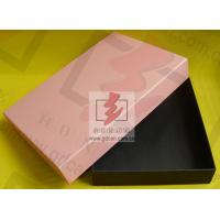 Wholesale Square Recycled Clothing Gift Boxes Packaging , Apparel Gift Boxes from china suppliers