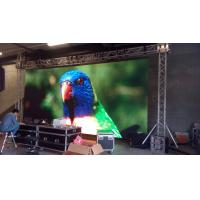 Wholesale P4 indoor Large Led Display High Definition High Contrast Ratio from china suppliers