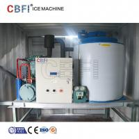 Wholesale 1mm - 2mm Thickness Flake Ice Machine With Germany Bitzer Compressor from china suppliers