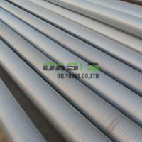Wholesale OASIS Carbon Steel Galvanzied Wire Wrapp Well Screens/Johnson Screens from china suppliers