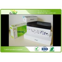 Wholesale Full Color Cardboard Storage Boxes with Lids , Eco Friendly Recycled Cardboard Boxes from china suppliers