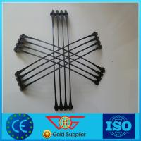 Wholesale uniaxial plastic pp geogrids from china suppliers