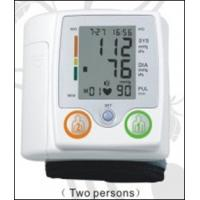 Wholesale ARI-30A2/A2T Wrist Electronic Blood Pressure Monitor from china suppliers