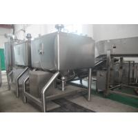 Quality Syrup Tank Sugar Melting Tank - Square Spherical Mixing Tanks Blending Tank 500L Plus for sale