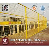 Buy cheap Portable Temporary Construction Fencing from wholesalers