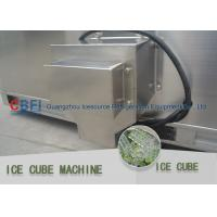 Wholesale 1 Ton Per Day Ice Cube Machine with stainless steel 304 material from china suppliers