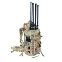 Wholesale Manpack Signal Jamming Device/Backpack Mobile Signal Jammer/Manpack Bomb Signal Blocker from china suppliers