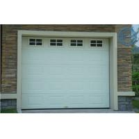 Wholesale Sectional White Overhead Garage Doors Automatic Galvanized Steel For Villa from china suppliers