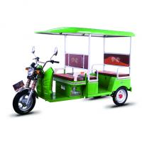 Wholesale Battery Powered Electric Passenger Tricycle 3 Wheel Electric Tutu Taxi from china suppliers