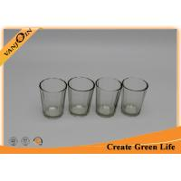 Wholesale 72g Crystal 80ml Shot Glass Wine Bottles Simple Design For Bar from china suppliers