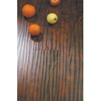 Quality Art Surafce HDF Handscraped parquet laminate flooring for sale