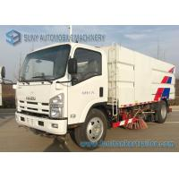 Wholesale 6 Wheeler Isuzu 6000KG Street Cleaning Vehicles 4 X 2 Truck from china suppliers