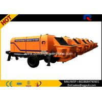 Wholesale High Efficiency Electric Industrial Concrete Pumping 6 Tons Weight from china suppliers