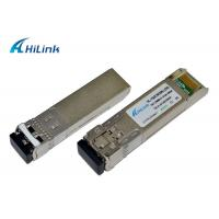 Wholesale SFP+ CWDM Optical Transceiver 80km 1470nm-1610nm, CWDM Systems 10G Transponder from china suppliers